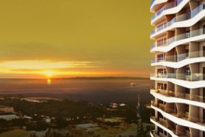 Coast Residences in Roxas Blvd Pasay City