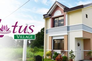 Lotus Village in Bacoor Cavite