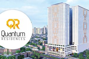 Quantum Residences in Taft Ave. Pasay City